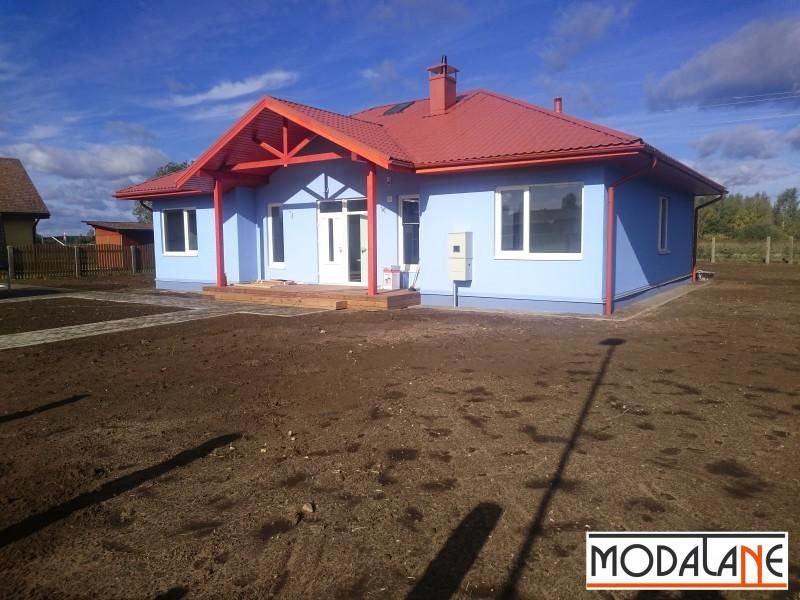 Building of house JOLANTA