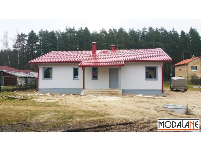 Building of house EKO 2